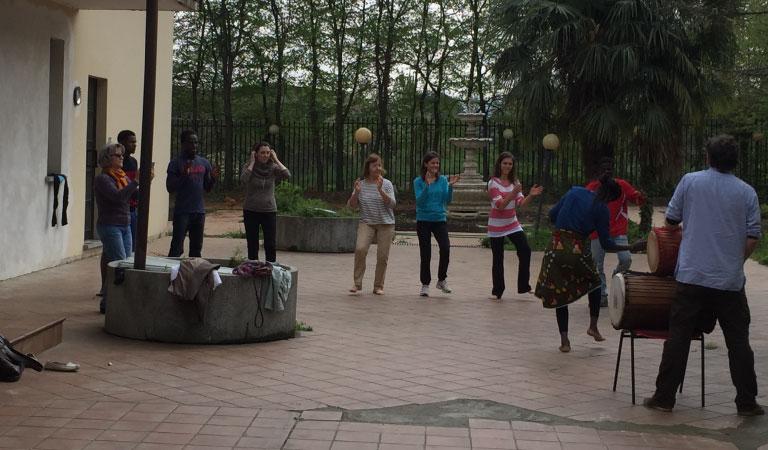 La danza diventa strumento di inclusione.