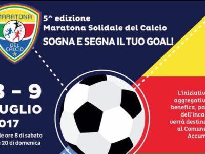Maratona del Calcio a Lecco