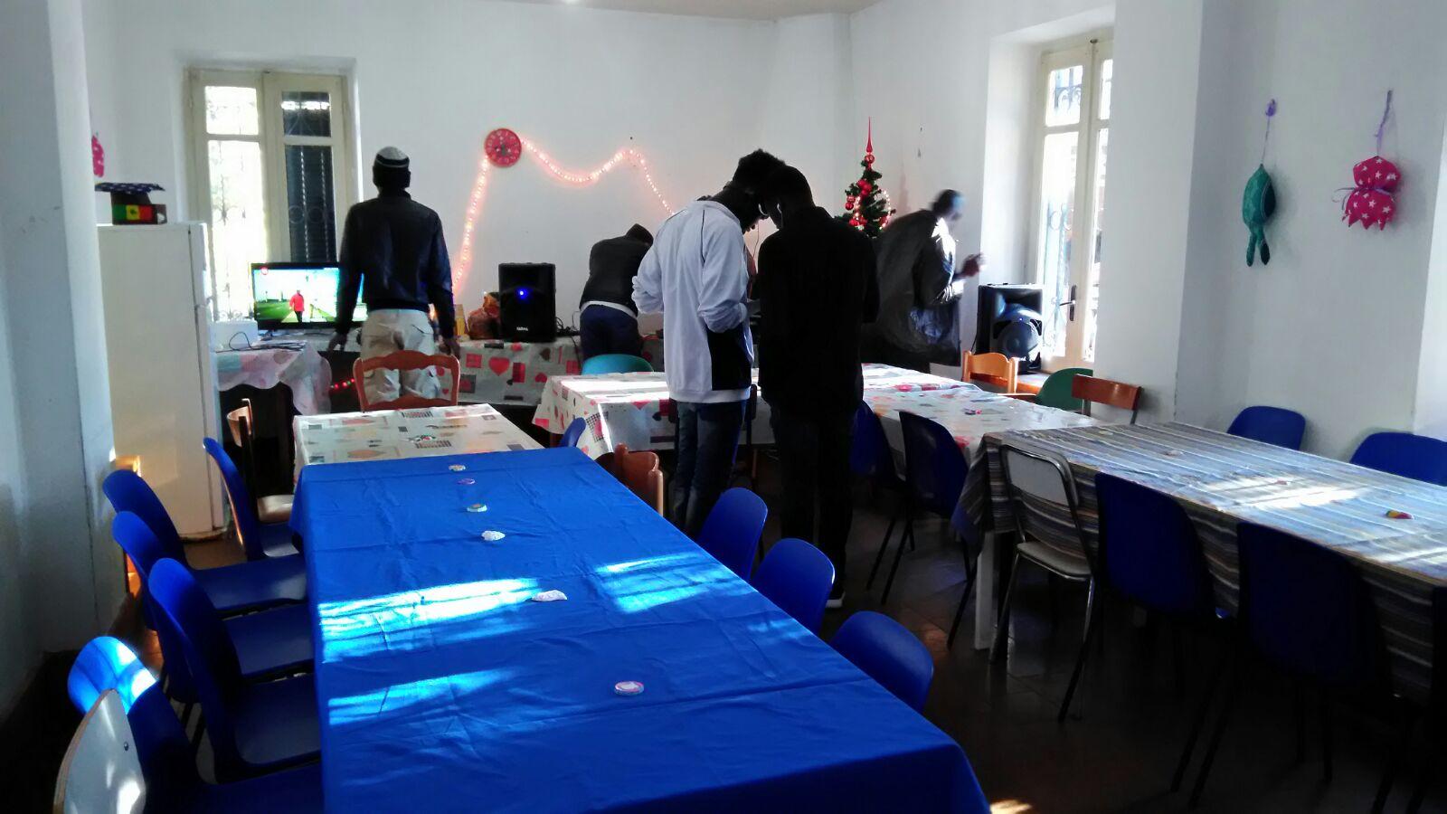 Pranzo Natale Ballabio