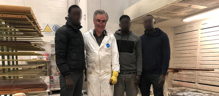 Emilio Guerini e i nostri ragazzi